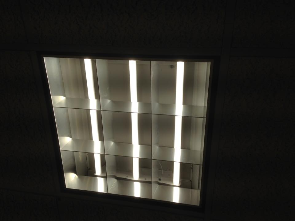 Florescent Light LED Retrofit